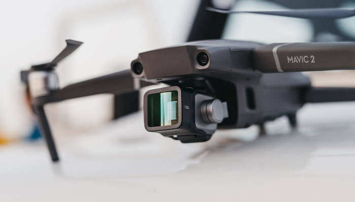 Moment is Making an Anamorphic Lens for Drones
