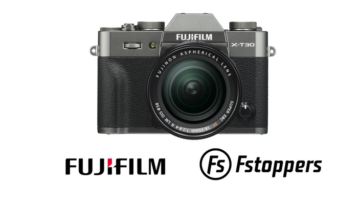 Giveaway - Win a Fujifilm X-T30 with a 18-55mm Lens Worth $1,299