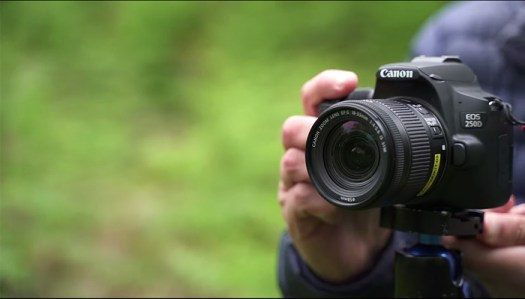 What Can You Accomplish With an Barebones DSLR?