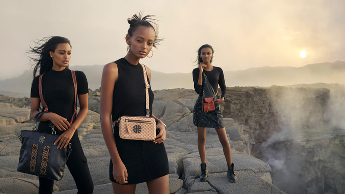 BTS of Joey L's Incredible Fashion Shoot in Africa at an Active Volcano