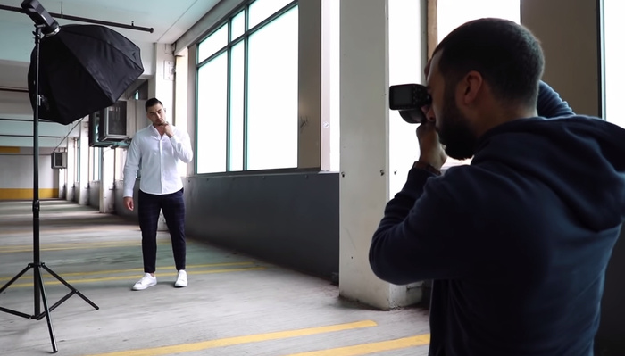 Five Posing Tips From a Male Model