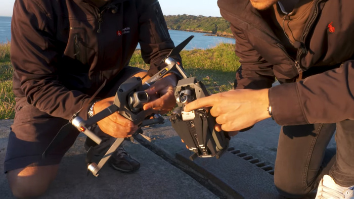 Pro Photographer's First Experience With Drones: The DJI Mavic 2 Pro