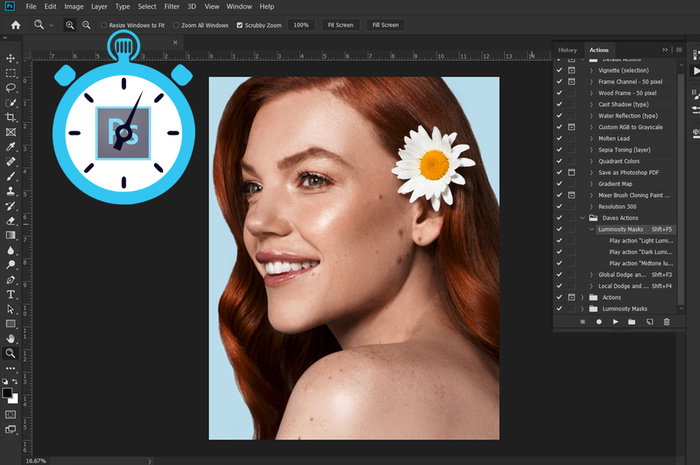 Reduce Distractions and Become a More Efficient Retoucher with These Tips
