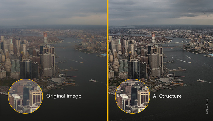 Luminar 4 New Feature This Fall: AI Structure