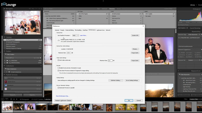 How to Speed Up Lightroom Without Buying New Hardware in 2019