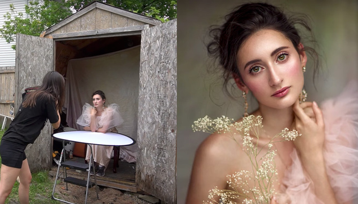 How to Shoot Beautiful Natural Light Images in Your Shed