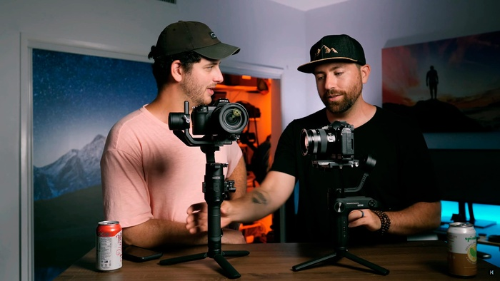 DJI Ronin-SC Versus Zhiyun Weebill LAB: Which Is the Best Tiny Gimbal?
