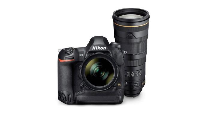 Nikon Announces New D6, Calls It 'Most Advanced DSLR to Date'
