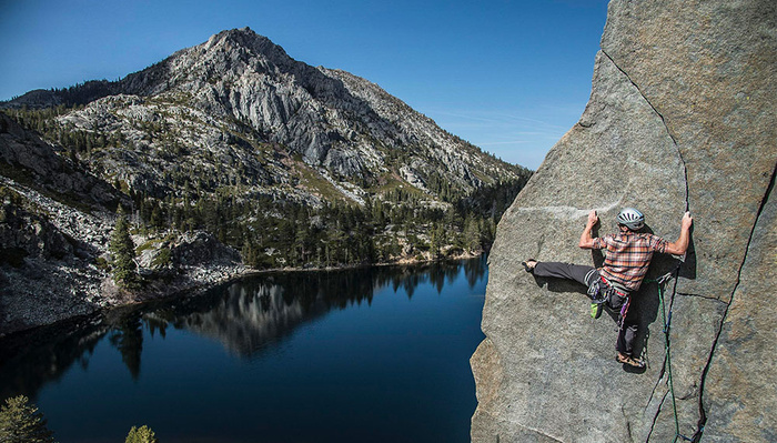 The Art of Photography, Climbing, and Risk Taking with Ted Hesser