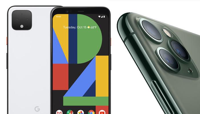 Apple iPhone 11 Pro Max vs. Google Pixel 4 XL: Who Has the Better Camera?