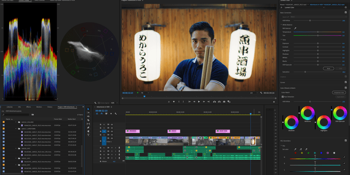 Adobe Launches Premiere Pro, After Effects, and Premiere Rush Updates