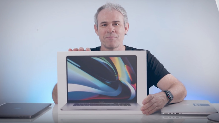 Take a Deep Dive Into the New MacBook Pro