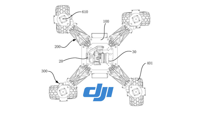 DJI Will Make RC Cars with Cameras