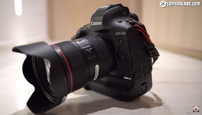 A Review of the New Canon 1D X Mark III