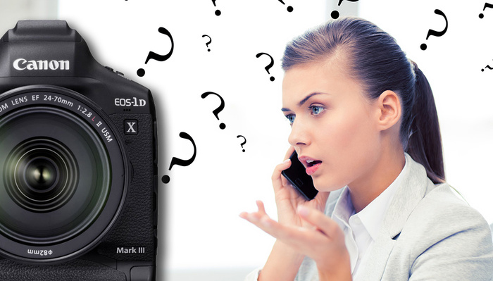 Canon 1D X Mark III Details Emerge: Some New Information, Lots of Confusion
