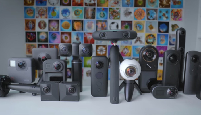A 360 Camera Buyer's Guide for 2020