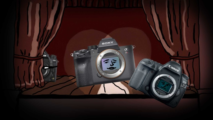 DSLR or Mirrorless: Fears of Being Replaced