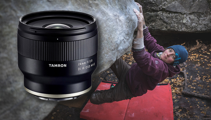 Dull, Brilliant, Disappointing, Fun: Fstoppers Reviews the Tamron 24mm f/2.8 for Sony