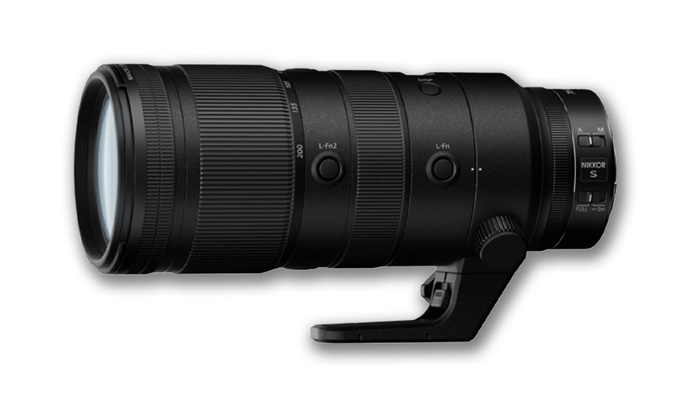 Nikon Gets Closer to a Z Mount Trinity by Announcing the NIKKOR Z 70-200mm f/2.8 Lens
