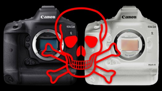 The Canon EOS-1D X Mark III Will Break After 8 Hours of Use