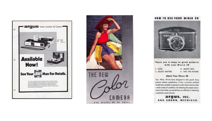 Take a Trip Down Memory Lane With This Great Collection of Vintage Camera and Lens Manuals and Brochures