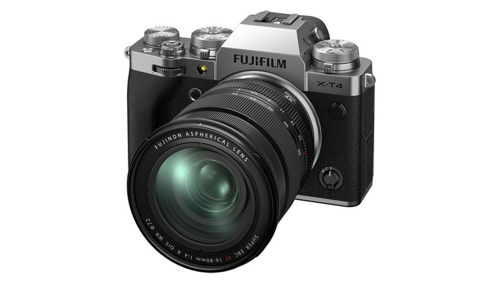Flagship Power: A Review of the Fujifilm X-T4