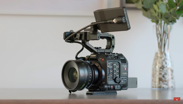Hands on With the New Canon C300 Mark III