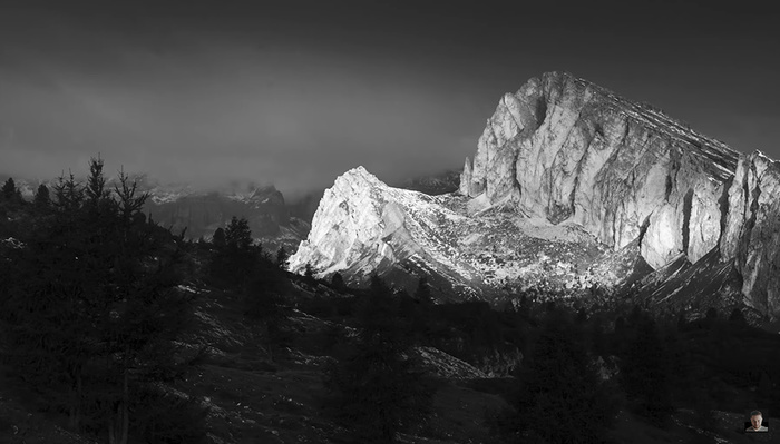 Helpful Ideas and Tips for Black and White Landscape Photography