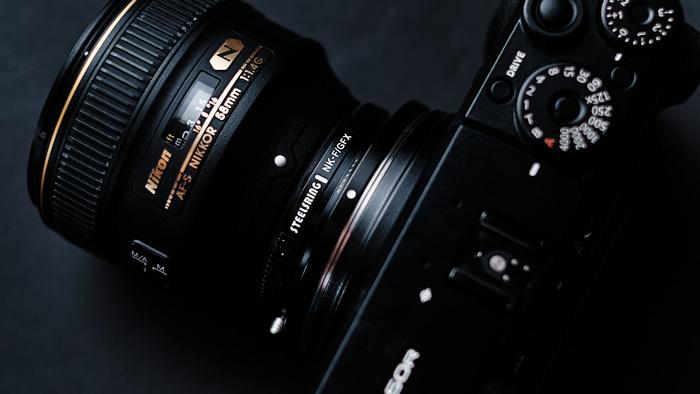 Fstoppers Reviews the Steelsring Nikon F to Fujifilm GFX Smart Autofocus Adapter
