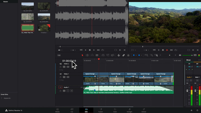 Learn How to Edit Videos in Da Vinci Resolve 16 in Less Than 30 Minutes