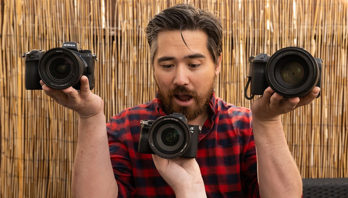 Battle of the Mirrorless Cameras: Sony a7 III Versus the Canon EOS R Versus the Nikon Z 6
