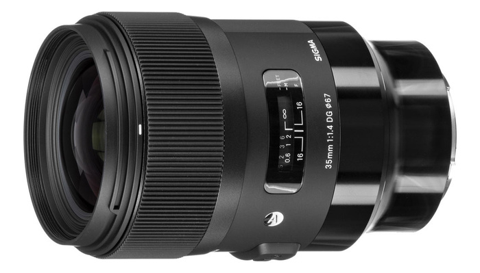 Save $300 on the Sigma 35mm f/1.4 Art Lens Today Only