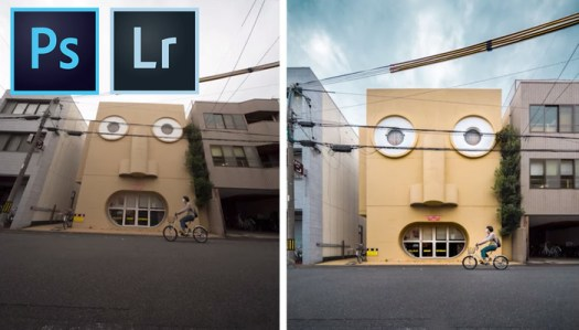 How to Perfectly Straighten Your Photos Using Lightroom or Photoshop