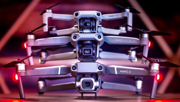 DJI Mavic Air 2 Versus Every Other DJI Drones