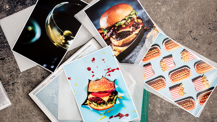 How to Select the Right Portfolio Images