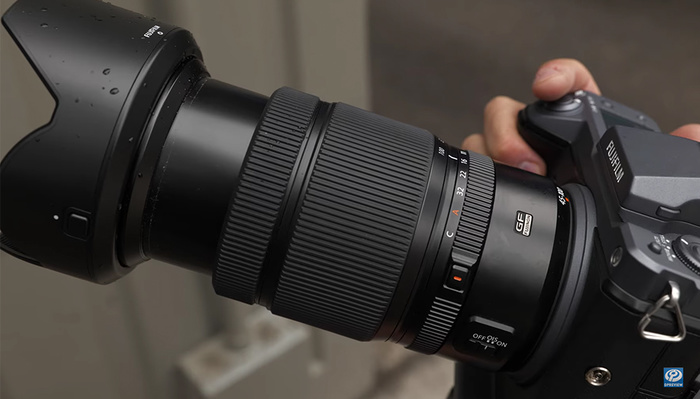 A Standard Zoom for Medium Format: A Review of the Fujifilm GF 45-100mm f/4 R LM OIS WR Lens