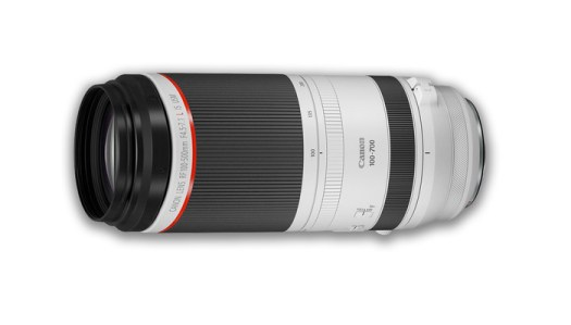 Canon Might Have Some Crazy Telephoto Zooms in the Pipeline
