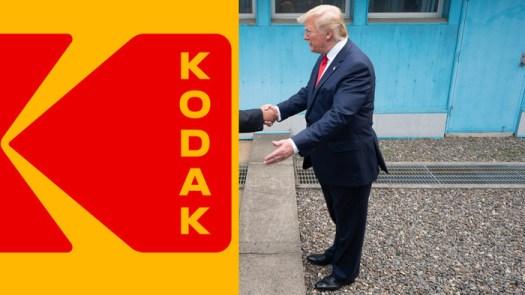 Trump Administration Plans to Give Kodak $765 Million Loan in Unlikely Pivot