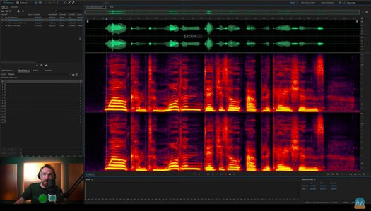 How a Spectral Frequency Graph Can Improve Your Audio