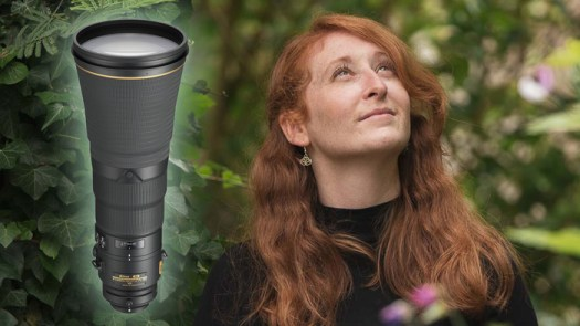 Shooting Portraits on a $12,000 Lens