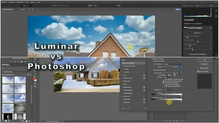 Easy Sky Replacement in Photoshop and Luminar: Which Is Easier?