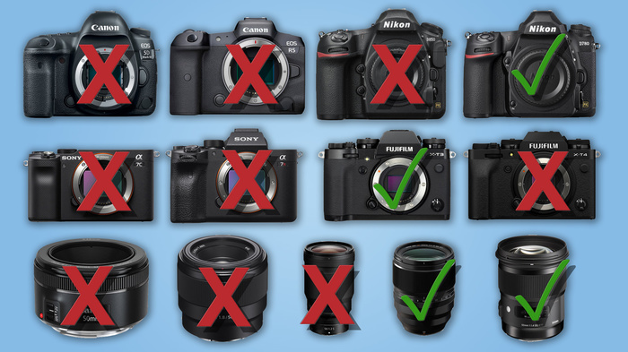 These Sources Will Help You Find the Right Photography Gear