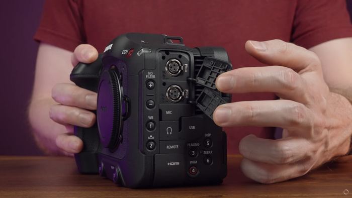 The Canon EOS C70, a 'Fantastic Cinema Camera' With a Few Downsides