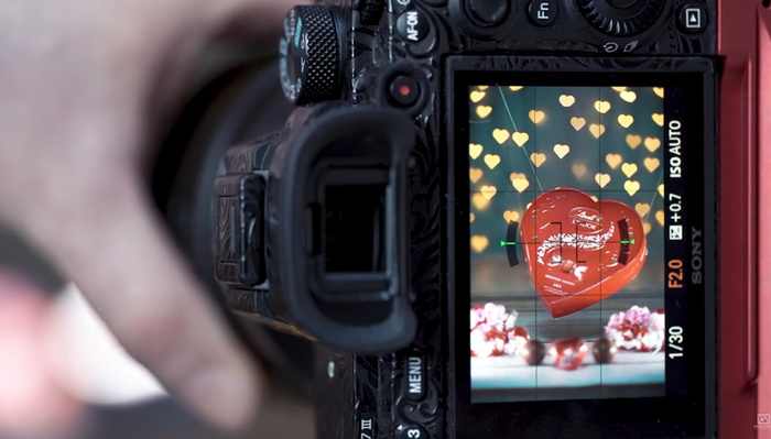 How To Customize the Shape of Your Bokeh For That Special Someone