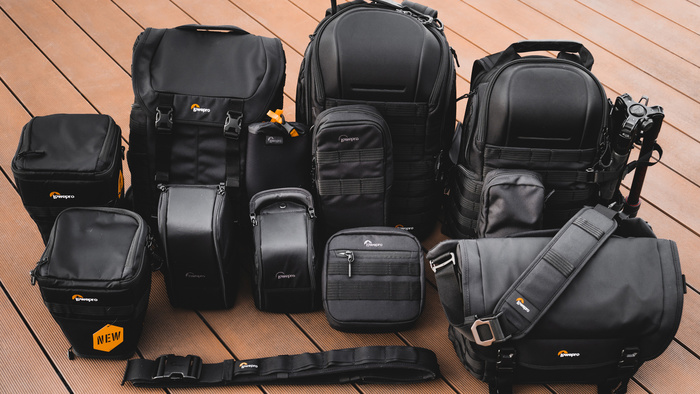 A Camera Bag System for Any Photographer: Fstoppers Reviews the Lowepro Expanded Protactic Utility System