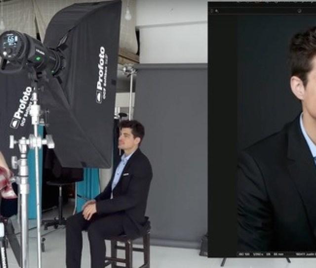A Fundamental Lighting Setup For Every Portrait Photographer Three Point Lighting