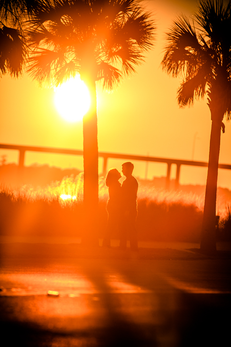 of outdoor natural portrait light