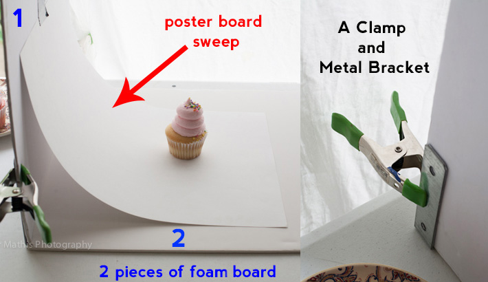 inexpensive seamless background system