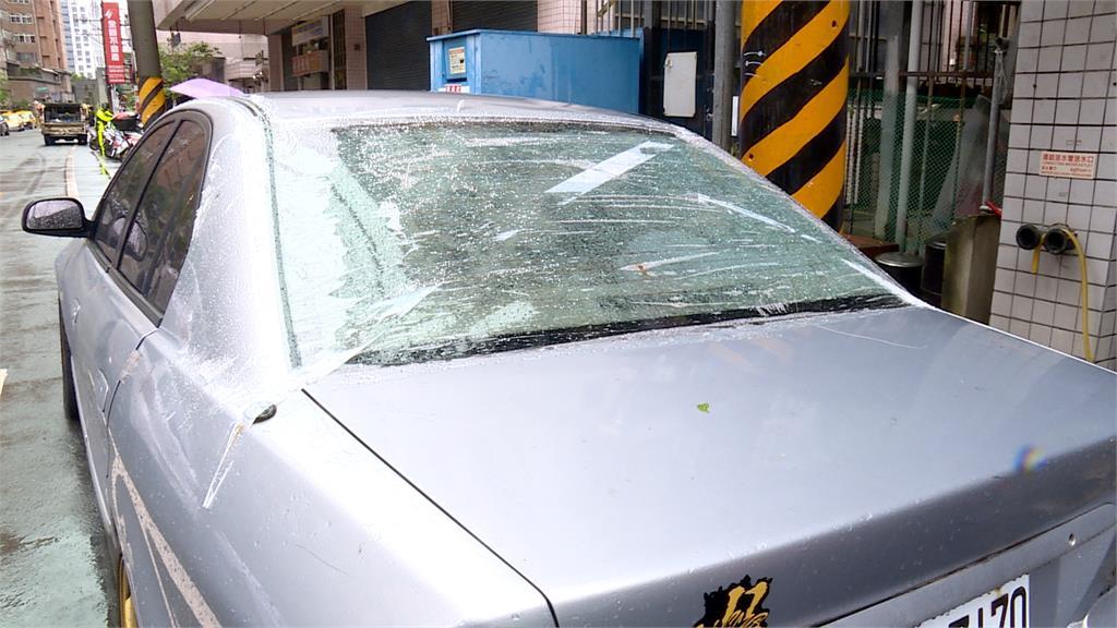 禍從天降! 羅百吉愛車停路邊莫名遭砸-民視新聞網