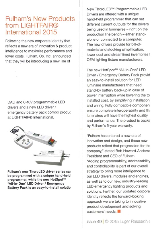 press LED professional may june 2015?resize=530%2C800&ssl=1 workhorse ballast wiring diagram the wiring diagram readingrat net fulham wh2 120 l wiring diagram at bayanpartner.co